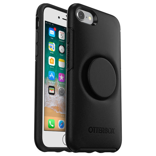 Otterbox Otter + Pop Symmetry Case for Apple iPhone 8 / 7 - Black